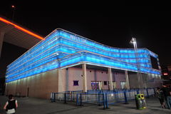 Κινεζικό περίπτερο παγκόσμιου EXPO Μονακό της Σαγκάη του 2010 Στοκ Εικόνες