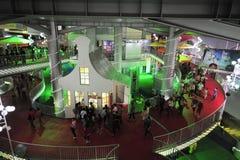 Κινεζικό περίπτερο παγκόσμιου EXPO Ολλανδία της Σαγκάη του 2010 Στοκ Εικόνες