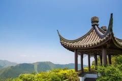Κινεζικό περίπτερο Στοκ Εικόνες