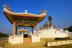 Κινεζικό περίπτερο Στοκ Φωτογραφία