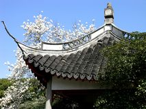 κινεζικό περίπτερο στοκ φωτογραφίες με δικαίωμα ελεύθερης χρήσης