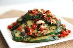 Κινεζικό πιάτο Στοκ Εικόνα