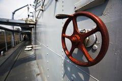 κινεζικό πολεμικό πλοίο στοκ εικόνα