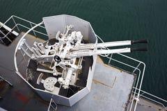 κινεζικό πολεμικό πλοίο στοκ φωτογραφίες