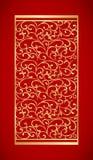 κινεζικό πρότυπο άνευ ραφή&si Στοκ φωτογραφία με δικαίωμα ελεύθερης χρήσης
