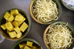 κινεζικό πρόχειρο φαγητό Στοκ εικόνα με δικαίωμα ελεύθερης χρήσης