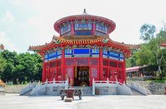 κινεζικό πλίνθωμα Στοκ φωτογραφίες με δικαίωμα ελεύθερης χρήσης