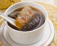 Κινεζικό σιτηρέσιο σούπας τροφίμων Στοκ Εικόνες