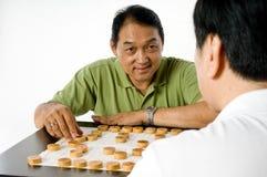 Κινεζικό σκάκι Στοκ Εικόνα