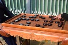 Κινεζικό σκάκι Στοκ φωτογραφία με δικαίωμα ελεύθερης χρήσης