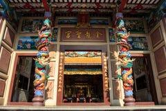 Κινεζικό σπίτι κινέζικων ειδώλων στοκ φωτογραφίες με δικαίωμα ελεύθερης χρήσης