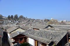 κινεζικό σπίτι παραδοσια Στοκ Εικόνες