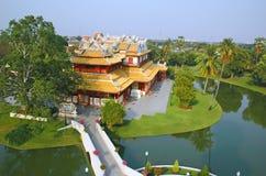 κινεζικό σπίτι στοκ φωτογραφία με δικαίωμα ελεύθερης χρήσης