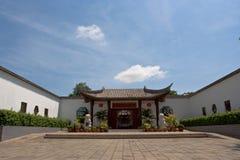 κινεζικό σπίτι Στοκ εικόνα με δικαίωμα ελεύθερης χρήσης