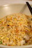 κινεζικό τηγανισμένο ρύζι Στοκ εικόνα με δικαίωμα ελεύθερης χρήσης