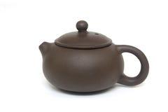 κινεζικό τσάι δοχείων Στοκ εικόνα με δικαίωμα ελεύθερης χρήσης