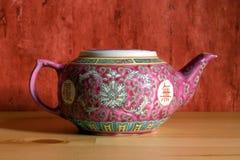 κινεζικό τσάι κατσαρολών Στοκ φωτογραφίες με δικαίωμα ελεύθερης χρήσης
