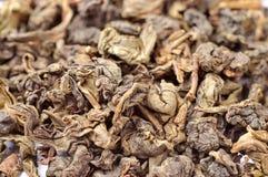 κινεζικό τσάι φύλλων στοκ φωτογραφία με δικαίωμα ελεύθερης χρήσης