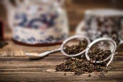 Κινεζικό τσάι στοκ φωτογραφία με δικαίωμα ελεύθερης χρήσης