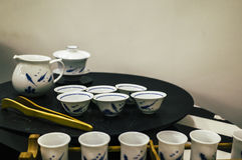 κινεζικό τσάι Στοκ Φωτογραφίες
