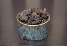 Κινεζικό τσάι puer Στοκ Εικόνες