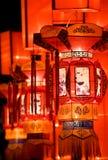 κινεζικό φανάρι παραδοσι&a Στοκ Εικόνες