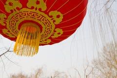 κινεζικό φανάρι Στοκ εικόνες με δικαίωμα ελεύθερης χρήσης