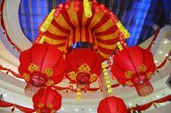 Κινεζικό φανάρι Στοκ Φωτογραφίες