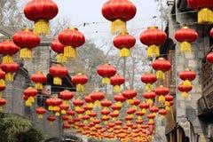 κινεζικό φανάρι Στοκ φωτογραφία με δικαίωμα ελεύθερης χρήσης