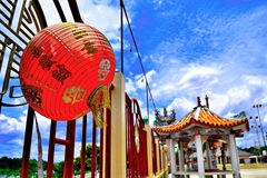 κινεζικό φανάρι Στοκ Εικόνες