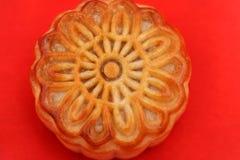 κινεζικό φεγγάρι κέικ Στοκ Εικόνες