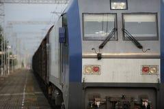 κινεζικό φορτηγό τρένο Στοκ Φωτογραφίες