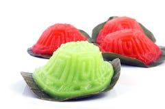 κινεζικό φυστίκι κέικ Στοκ Εικόνες