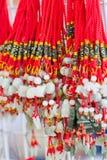 Κινεζικό φυλακτό. Στοκ Φωτογραφίες