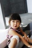 κινεζικό χαμόγελο παιδιώ& Στοκ φωτογραφίες με δικαίωμα ελεύθερης χρήσης