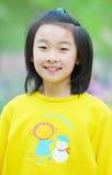 κινεζικό χαμόγελο παιδιώ& Στοκ εικόνα με δικαίωμα ελεύθερης χρήσης