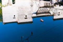 Κινεζικό χωριό Στοκ Εικόνα