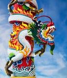 κινεζικό ύφος αγαλμάτων δ& στοκ εικόνες με δικαίωμα ελεύθερης χρήσης