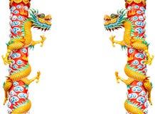 κινεζικό ύφος αγαλμάτων δ& Στοκ φωτογραφία με δικαίωμα ελεύθερης χρήσης