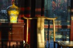 κινεζικό ύφος σπιτιών στοκ φωτογραφία με δικαίωμα ελεύθερης χρήσης