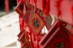 Κινεζικό Fu Στοκ εικόνες με δικαίωμα ελεύθερης χρήσης