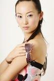 κινεζικό lamor κοριτσιών Στοκ φωτογραφία με δικαίωμα ελεύθερης χρήσης