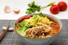 κινεζικό noodle Στοκ Εικόνα