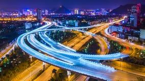 Κινεζικό overpass Napo Στοκ φωτογραφίες με δικαίωμα ελεύθερης χρήσης