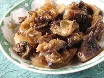 Κινεζικό stew μπριζόλας βόειου κρέατος Στοκ Εικόνες