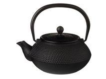 κινεζικό teapot σιδήρου Στοκ Φωτογραφία