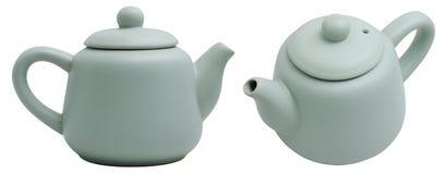 Κινεζικό teapot σουπιερών RU Στοκ Εικόνες