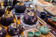 κινεζικό teapot Στοκ Εικόνες
