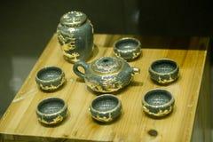 κινεζικό teapot Στοκ Φωτογραφίες