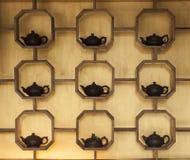 Κινεζικό teapot Στοκ φωτογραφία με δικαίωμα ελεύθερης χρήσης